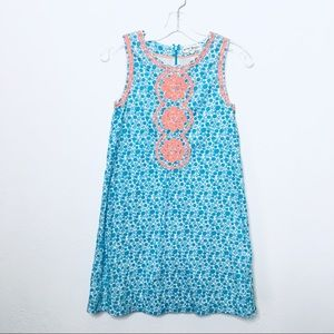 Mini Boden Girls 11-12 Dress Sleeveless Casual